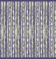 Seamless shibori tie-dye pattern yellow vector