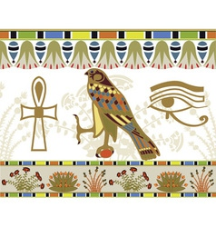 Egyptian vector image vector image