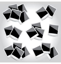 Photo frames vector image vector image