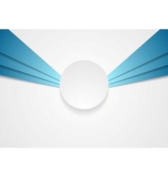 Abstract elegant corporate background vector