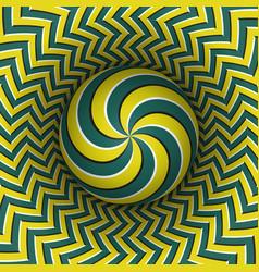 Optical multiple spiral sphere vector