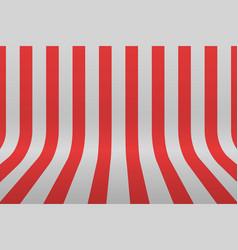 Perspective line background vector