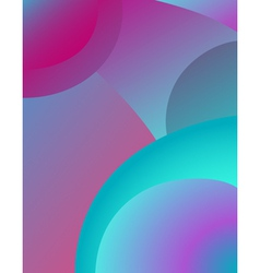 background abstract flow design vector image vector image