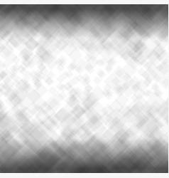grey mosaic pattern vector image