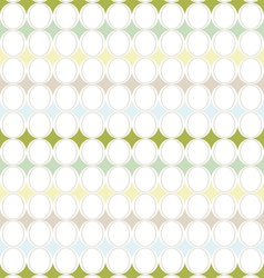 retro background seamless vector image vector image