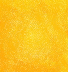 Orange chalk pastels background vector