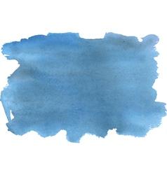 Watercolor sky vector