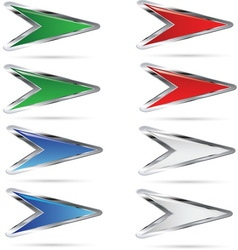 strelice 3 resize vector image vector image