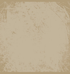 Grunge scratched distressed background texture vector