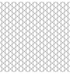 subtle background seamless pattern with thin mesh vector image