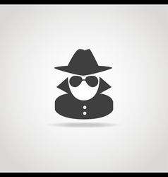 Anonymous Icon vector