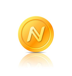 Namecoin symbol icon sign emblem vector