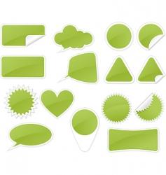 sticker badge vector image vector image
