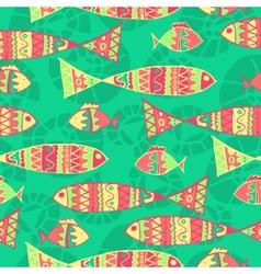background aboriginal style symbolic seamless vector image