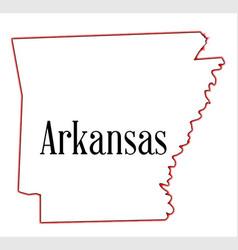 Arkansas vector