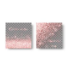 Burst pink background vector