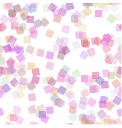 Seamless square pattern background - from random vector