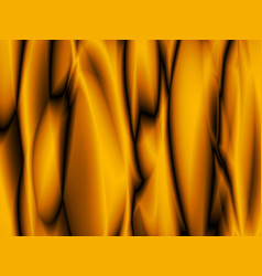 orange abstract backround vector image vector image