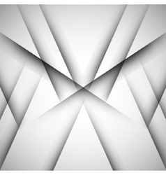 Simple background of straight gray lines vector image