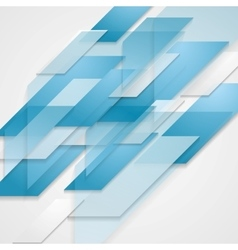 Tech corporate abstract background vector