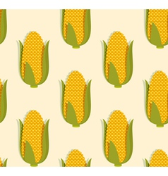 Corn pattern vector