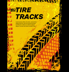 tire protector background car motorcycle truck vector image