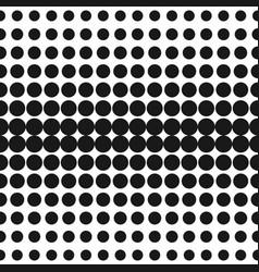 half tone circles pattern halftone dots texture vector image