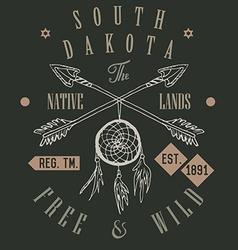 T-shirt Printing design typography graphics Free vector image
