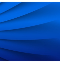 Abstract background in blue color vector image