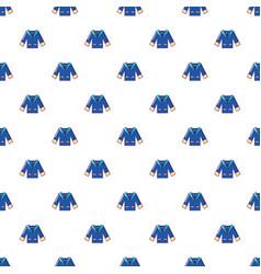 Wedding groom suit pattern seamless vector