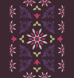 Background pattern eastern vector