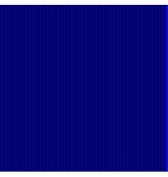 Blue galousie Volume of vertical lines vector image