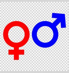 gender symbol vector image