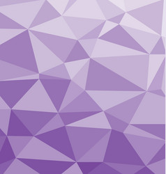 polygonal background in purple and lilac colors vector image vector image