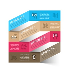 Methods of payment abstract infographics template vector image vector image