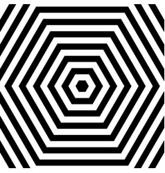 Hypnotic fascinating abstract image vector
