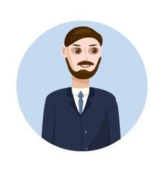 Teacher icon cartoon style vector image