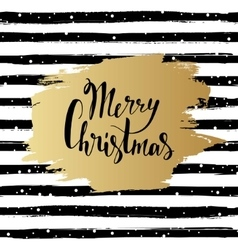 Merry Christmas Hand drawn vector