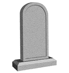 Tombstone vector