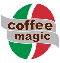Coffee magic 3 vector
