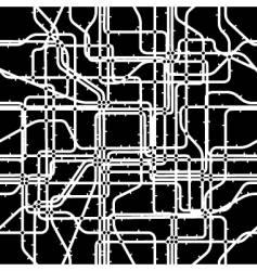 network tile vector image