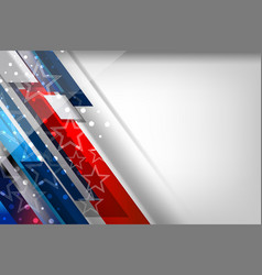 American background design vector