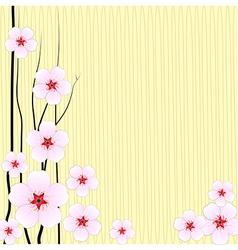 Backgrounds Flower vector