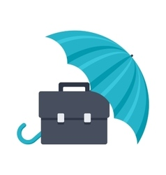 Business Insurance Concept vector image