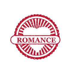 set valentine s day and wedding romantic romance vector image