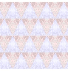 Abstract low poly triangular pattern vector image