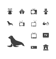 Show icons vector