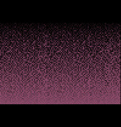 the banner purple sequins mosaic sequins back vector image
