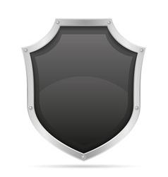 battle shield 03 vector image