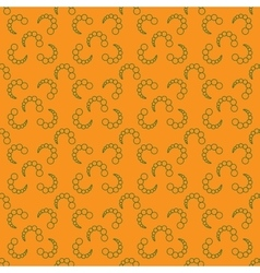 Bubbles chaotic seamless pattern 5506 vector